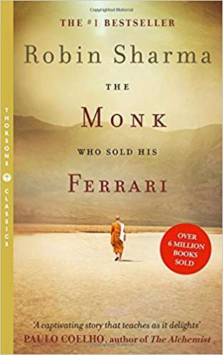The Monk Who Sold His Ferrari - Inner Picture Stories