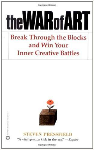 The War of Art: Winning the Inner Creative Battle - Inner Picture Stories