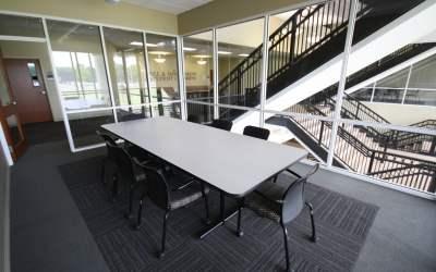 Haworth Long Table (gray)