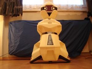 androbot topo frontalansicht ganz