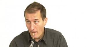 Solist Matthias Arter, Oboe