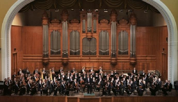 Tschaikowsky Sinfonieorchester Moskau