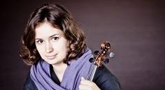 Patricia Kopatchinskaja, Solistin Violine