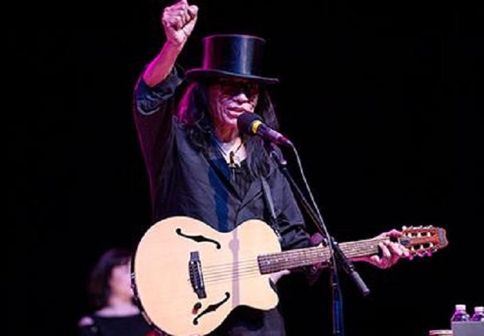 Sixto Rodriguez,Sänger und Gitarrist