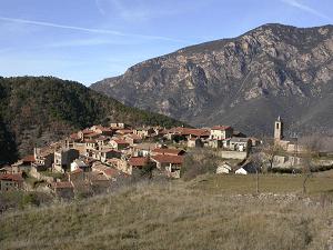 Arseguèl, ein Rückzugsort der Band in den katalanischen Pyränäen