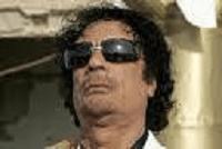 Moamar al Gaddafi