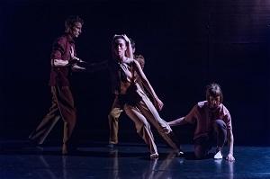 Choreografie Samuel Déniz Falcón Abbildung Anton Rosenberg, Eduardo Zúñiga, Rachel P. Fallon, Rachel Lawrence