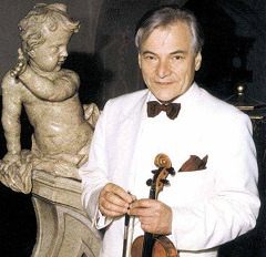 Luz Leskowitz, Violine
