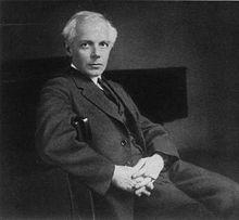 Béla Bartók 1927