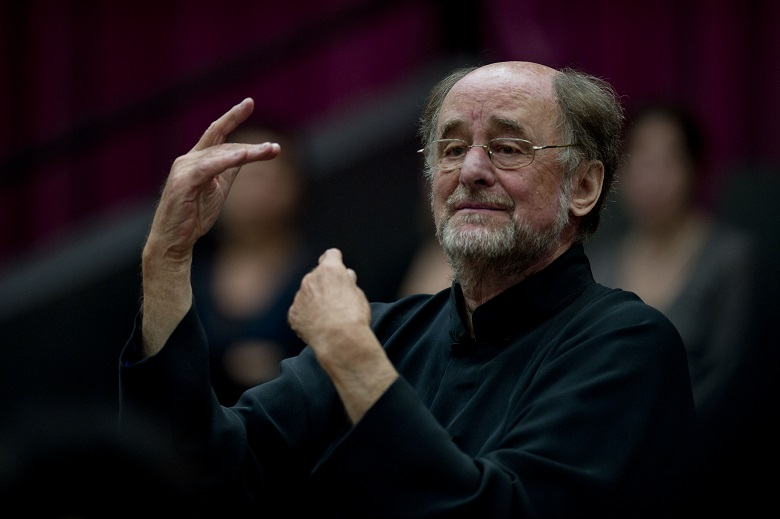 Zürcher Kammerorchester,Sir Roger Norrington Dirigent