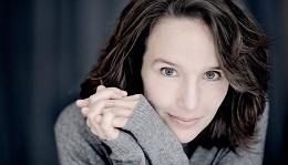 Hélène Grimaud (Solistin am Klavier)