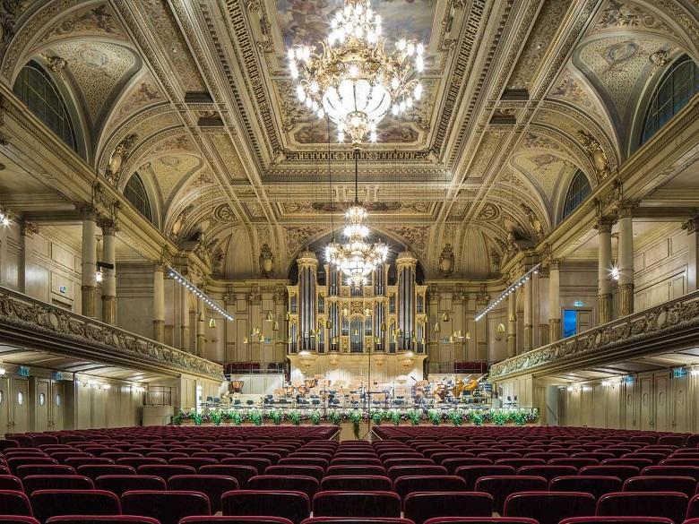 Tonhalle Zürich, grosser Konzertsaal
