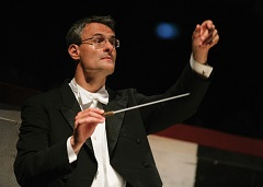 Marc Piollet, Dirigent