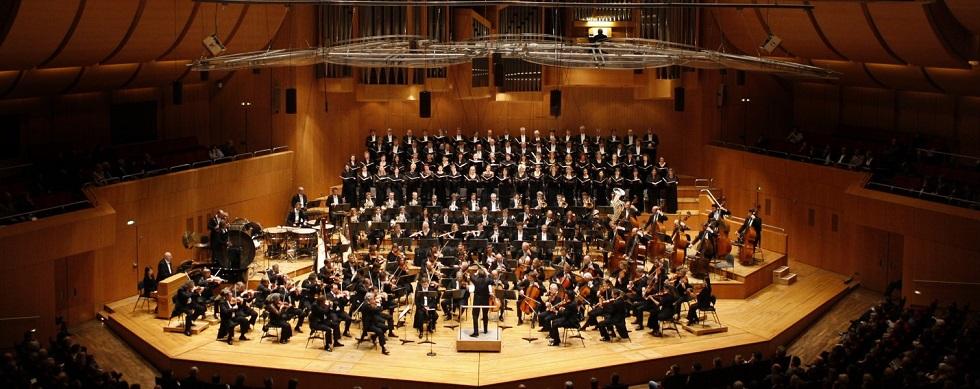 Symphonieorchester und Chor des Bayerischen Rundfunks