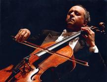Antonio Meneses, Solist am Violoncello