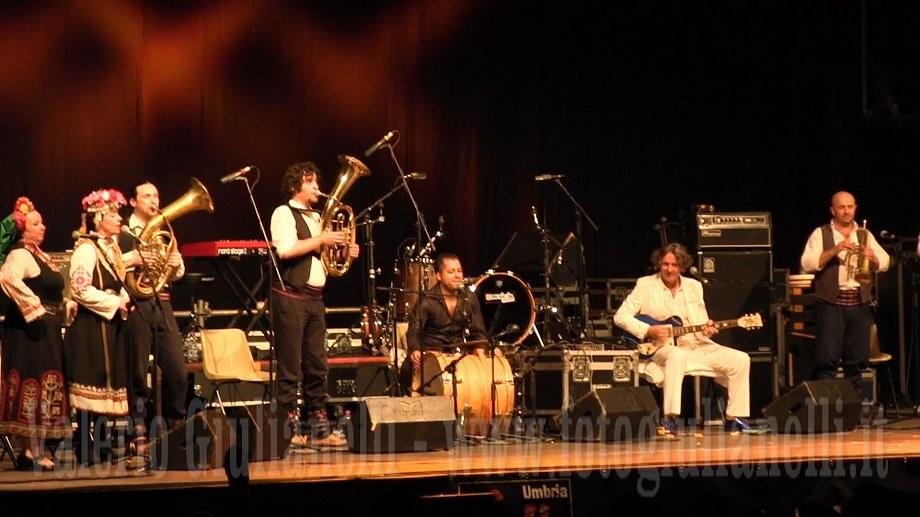 Goran Bregovic & his Wedding & Funeral Band