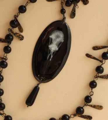 Skull III (crow skull)