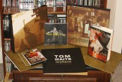 Tom Waits - Orphans 7LP set, RSD 7in, Lowside of the Road, Under Review DVD