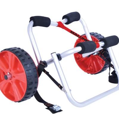 Malone Nomad™TRX Standard Kayak Cart - No-Flat Tires
