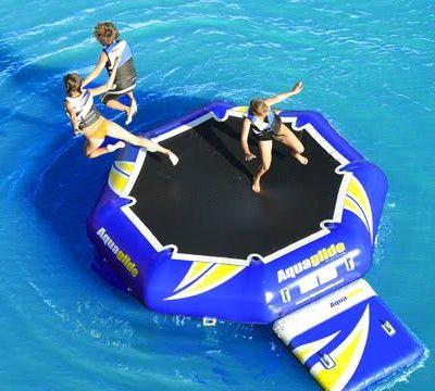Aquaglide Rebound Bouncer 12 (w swimsteps)