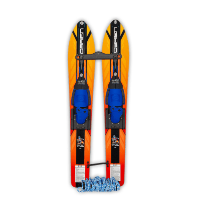 """O'Brien All-Star 46"""" Trainer Waterskis"""