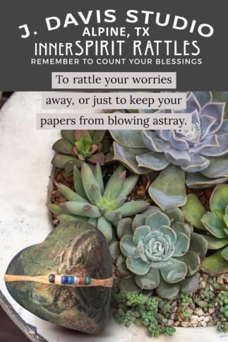 Gifts for gardeners - innerSpirit Rattles