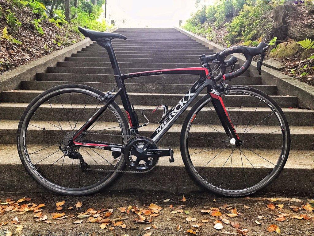 EDDY MERCKX Road Bike