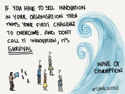 innovation and survival