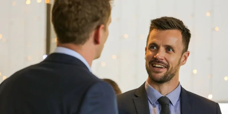 Daniel Wyn Roberts (Financial Adviser at Innes Reid Investments Limited) liases with other partners at Go For Growth launch