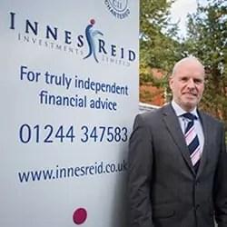 Mark Reidford of Innes Reid Investments