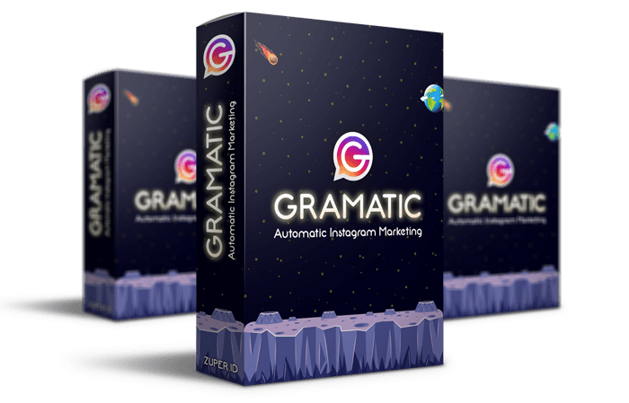 Auto Followers Instagram Software - GRAMATIC