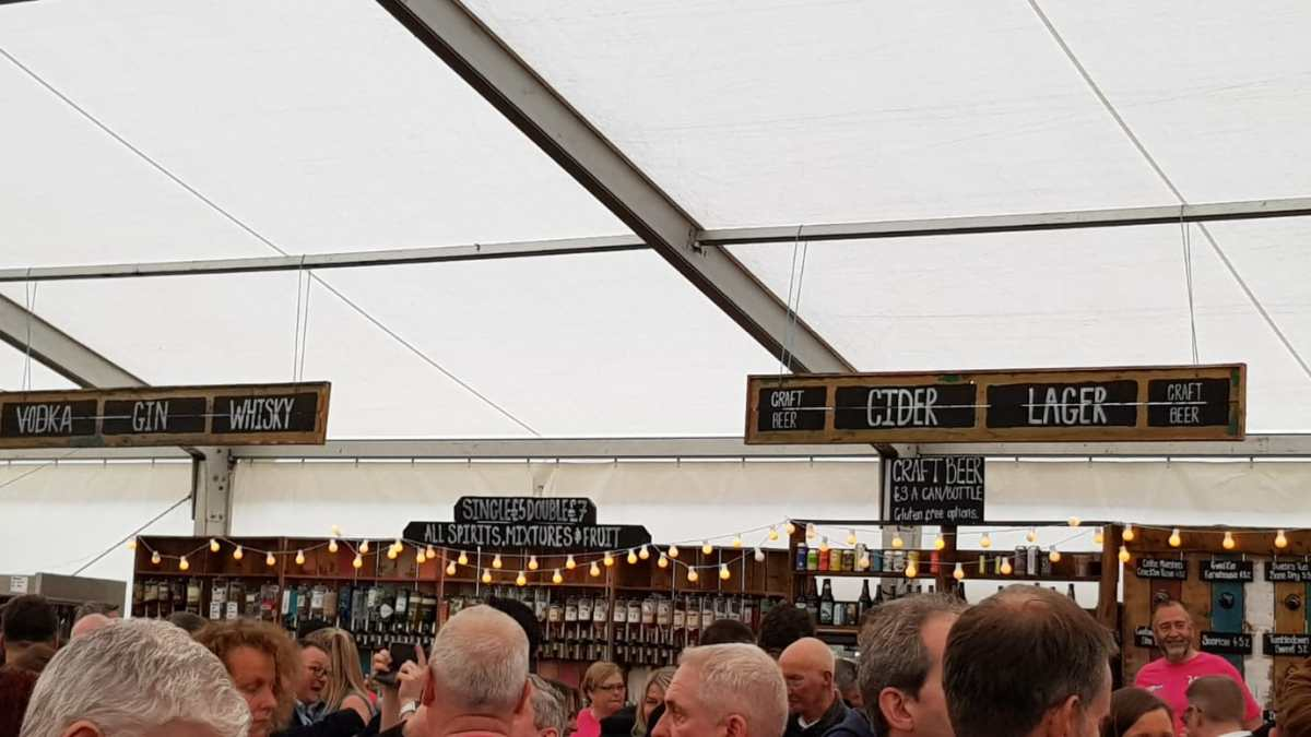 GATESHEAD BEER & MUSIC FESTIVAL Review