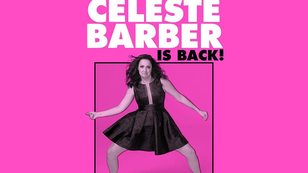 Instagram Queen Celeste Barber brings her show to Tyne Theatre!