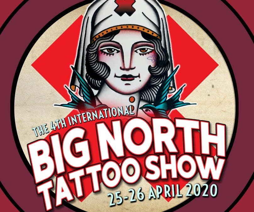 Return of the Biggest Tattoo Show in the North