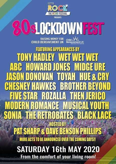 80'S Lockdown Fest