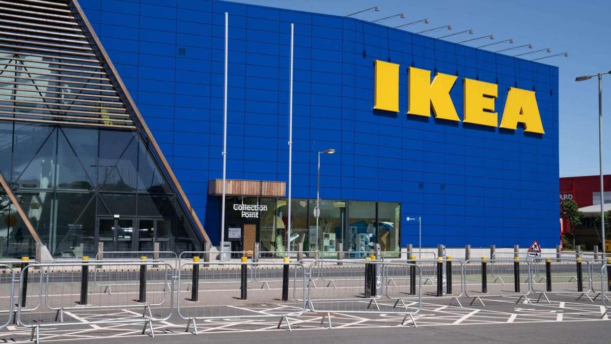 IKEA prepare for opening 1 June