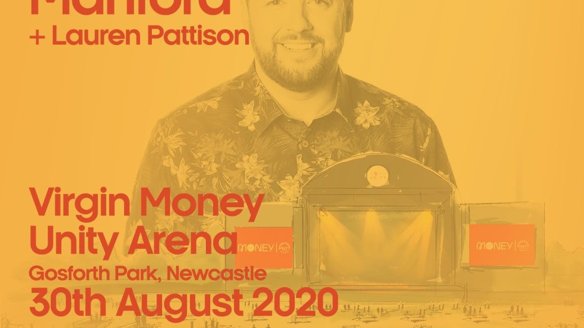 Jason Manford – VM Unity Arena Review