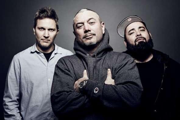 Fun Lovin' Criminals Announce date at Boiler Shop Newcastle