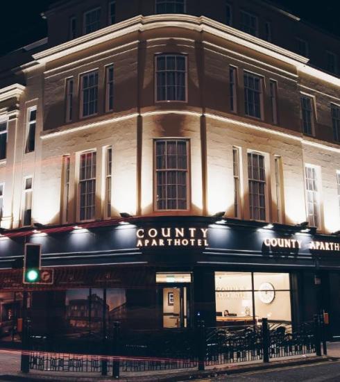 County Aparthotel Newcastle