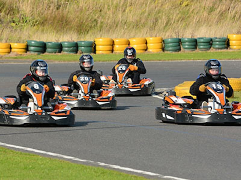 Outdoor Karting Newcastle
