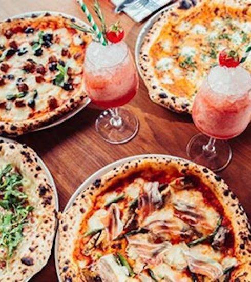 Cocktail Workshop & Pizza Buffet