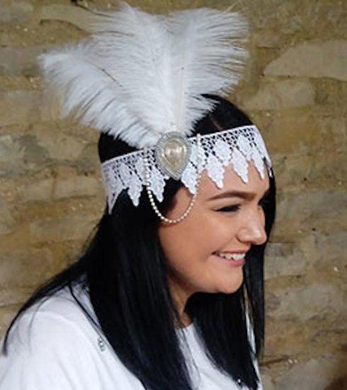 Flapper Headband Workshop in Newcastle