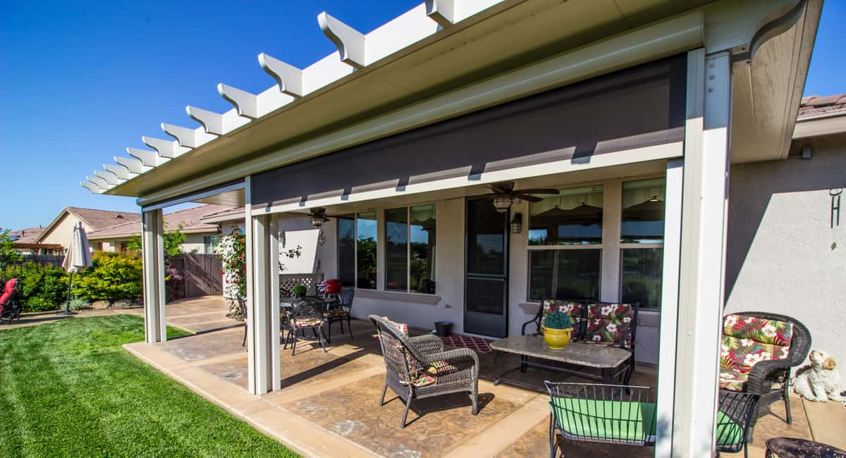 7 Patio Cover Ideas to Keep You Cool this Summer - In ... on Patio Covers Ideas  id=59302