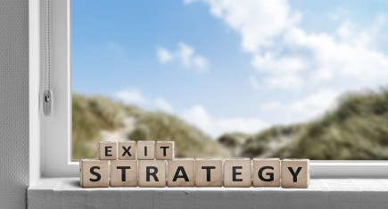 Exit Strategy Promo Image