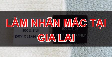 Làm nhãn mác tại Gia Lai, in nhãn mác quần áo, in nhãn mác giá rẻ