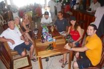 Celebrating with Friends at Dorado