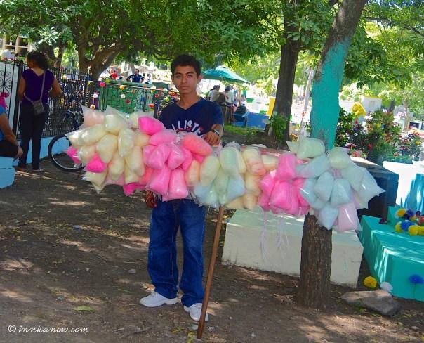 Dia de Los Muertos: San Juan del Sur, Nicaragua