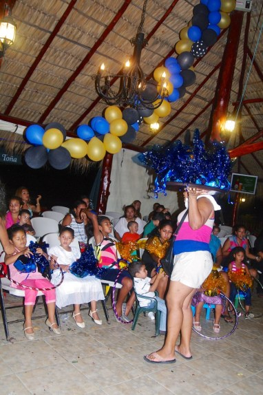 Justin Turns Two: A Nicaraguan Celebration