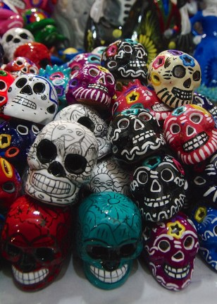 Cermanic Sugar Skulls