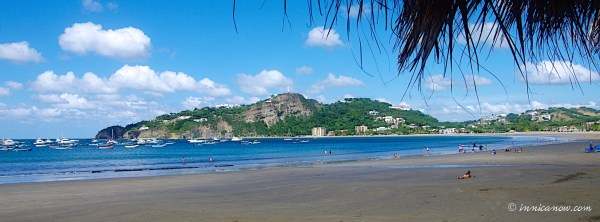 The Bay of San Juan del Sur